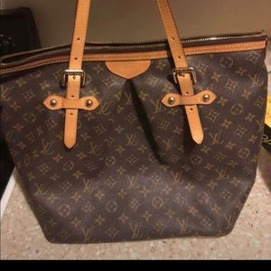 Louis Vuitton Palermo gm like new